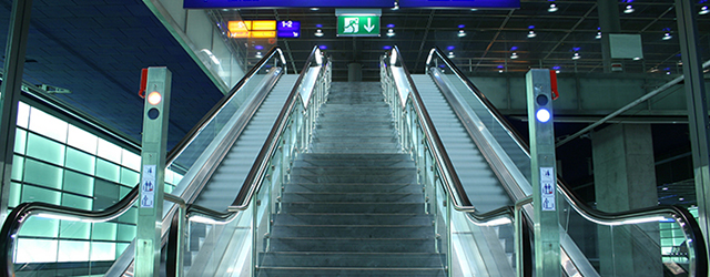 Take the stairs instead of an escalator