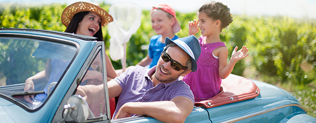Survival tips for the ultimate family holiday