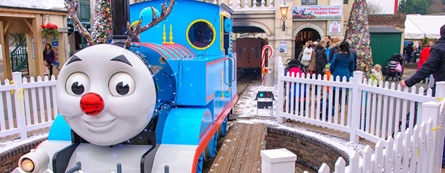 Christmas at Drayton Manor