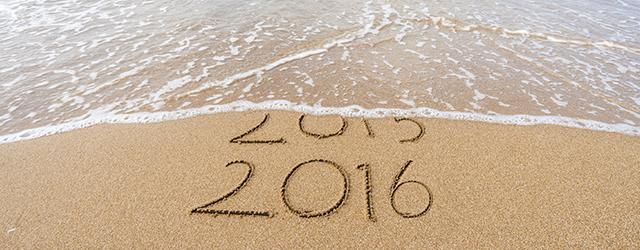 Say Bon Voyage to 2015