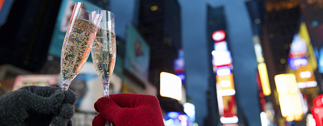 New York - Raise a glass in the city that never sleeps