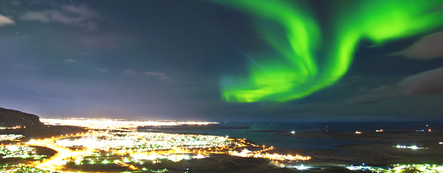 Iceland - Light up this New Year's Eve