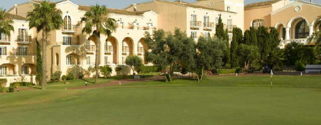 Golf at the La Manga Club, Murcia