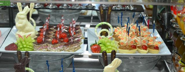 Food and drink at the Rixos - Sharm el-Sheikh