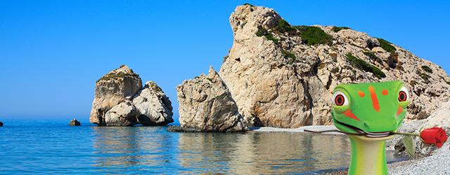 Aphrodite's Rock