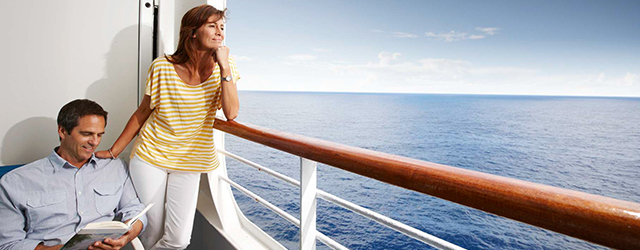 Most cruises offer full board meal plans