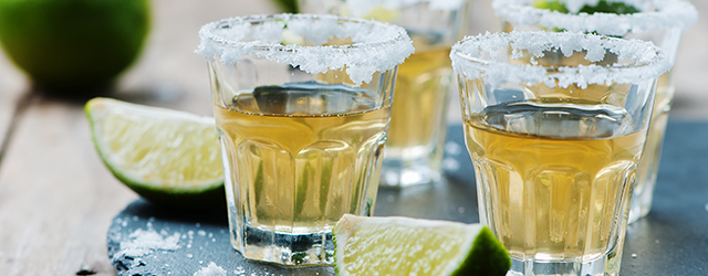 One of Mexico's favourite drinks is Tequila