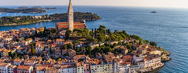 Istria is a beautiful area of Croatia