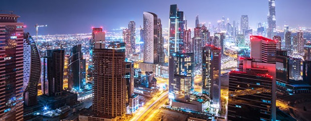 Dubai is a great choice for a long winter getaway