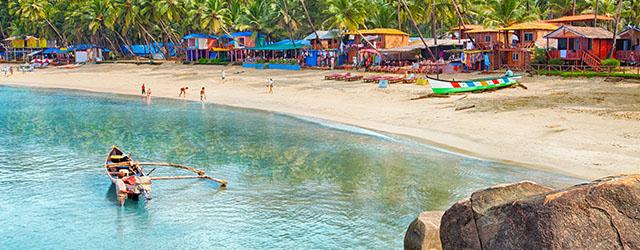 A beach in Goa