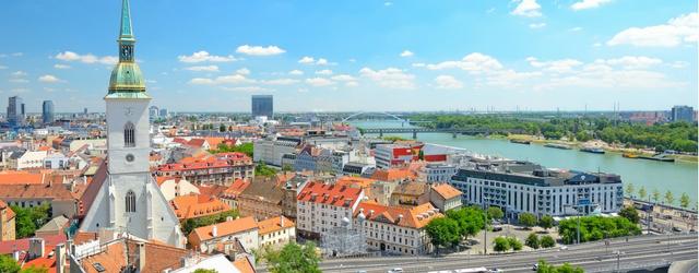 Bratislava, Slovakia,