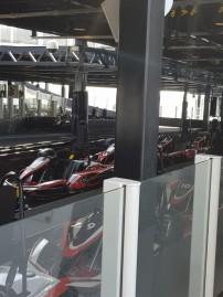 NCL Bliss Racetrack