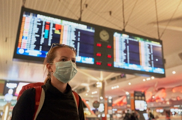Airport Face Mask